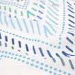 画像6: 【送料無料】カフェカーテン 【ベルグ】インテリア キッチン小窓 レインボー/ブルー s (6)