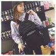 画像7: 可愛い リュック バッグ レディースバッグ おしゃれ 大容量 通学 通勤 旅行 韓国風デザイン  (7)