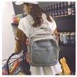 画像8: 可愛い リュック バッグ レディースバッグ おしゃれ 大容量 通学 通勤 旅行 韓国風デザイン  (8)