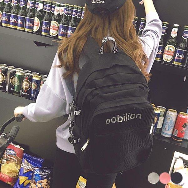 画像1: 可愛い リュック バッグ レディースバッグ おしゃれ 大容量 通学 通勤 旅行 韓国風デザイン  (1)