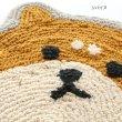 画像13: マット おそいねアニマル 可愛い 添い寝マット 動物マット フロアマット インテリア雑貨 (13)