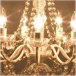 画像3: 豪華絢爛 アンティーク調9灯シャンデリア 簡単取り付け LED電球対応 (3)