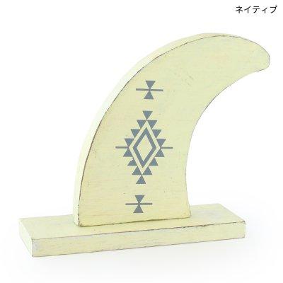 画像2: フィン オブジェ サーフボード サーフィン インテリア 雑貨 置物 マリン ハワイ バリ 湘南