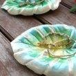 画像6: カピストレイ モンステラリーフ 貝殻 インテリア雑貨 アクセサリートレイ 小物入れ 会計皿 ハワアイアン雑貨 (6)
