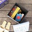 画像5: 収納BOXスツール ヒュッゲ オットマン 北欧 小物入れ おもちゃ箱 片付け インテリア イス チェア 耐荷重100kg (5)