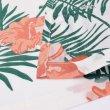 画像14: 【送料無料】カフェカーテン【マカニ】キッチン小窓 ヴィンテージ ハワイアン インテリア雑貨 ハイビスカス プルメリア (14)