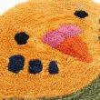 画像9: アニマル チェアパッド シバイヌ クマ インコ インテリア雑貨 椅子カバー  (9)