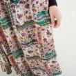画像9: 予約商品【PORINA】キャミワンピース ネイリッカ 小花柄 アジアン衣料 エスニック  (9)