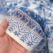 画像15: のれん ブロックプリント 暖簾 インド 伝統柄 エスニック アジアン雑貨 インテリア雑貨 間仕切り のれん (15)