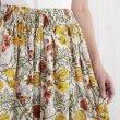 画像8: 【PORINA】スカート ボーノ トマト柄 可愛いマキシ丈 スカート アジアン衣料 エスニック ロング (8)