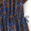 画像18: 【PORINA】ワンピース アフリカンプリント  アジアン衣料 エスニック マキシ丈 ロングワンピース リゾートワンピ (18)