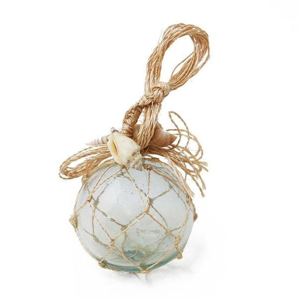 画像1: うきだま S  ガラス 浮き玉 マリンテイスト ディスプレイ ハワイアン インテリア雑貨 (1)